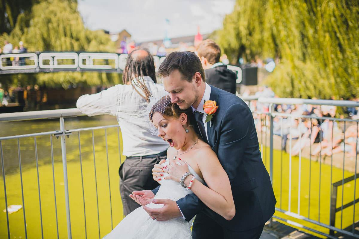 Camden Town - London wedding photographer 37