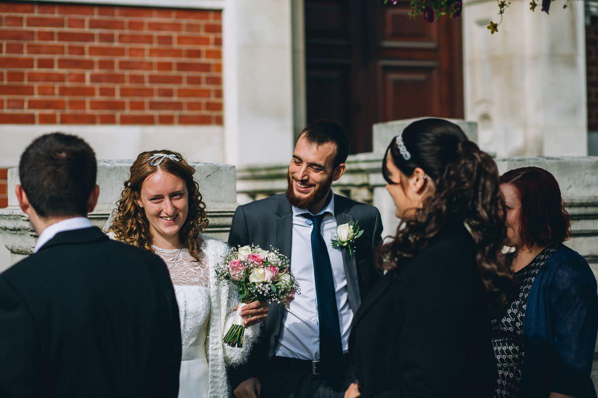 Croydon Register Office - Croydon wedding photographer 4