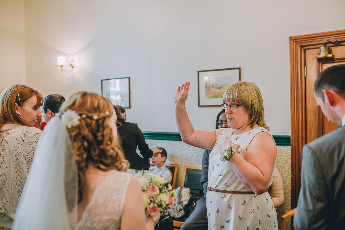 Croydon Register Office - Croydon wedding photographer 20