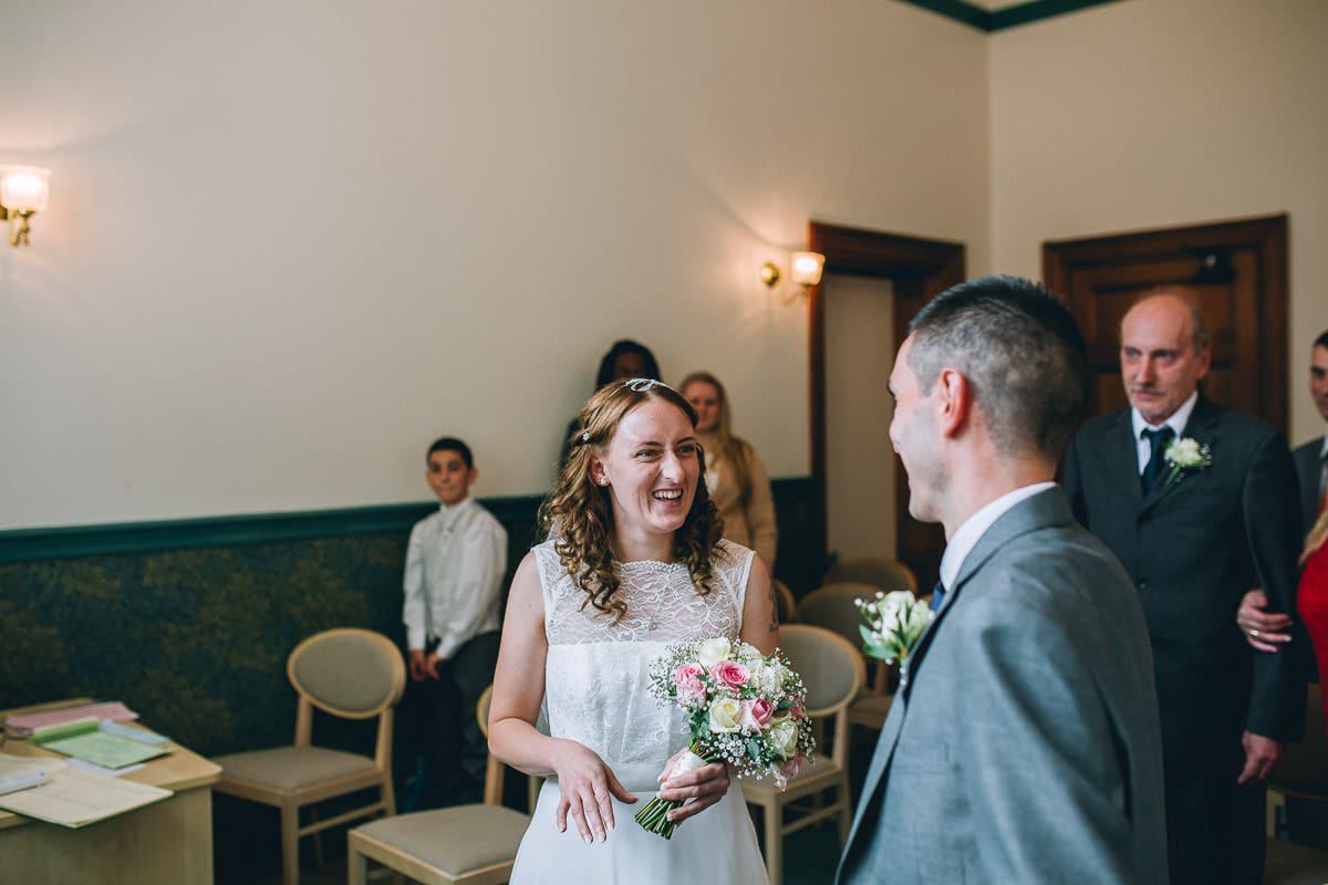 Croydon Register Office - Croydon wedding photographer 32