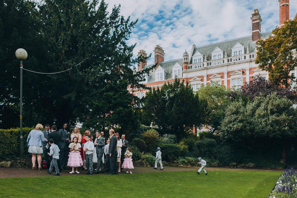 Croydon Register Office - Croydon wedding photographer 50