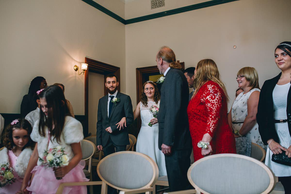 Croydon Register Office - Croydon wedding photographer 31