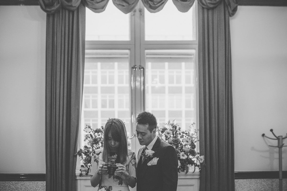 Croydon Register Office - London wedding photographer 9