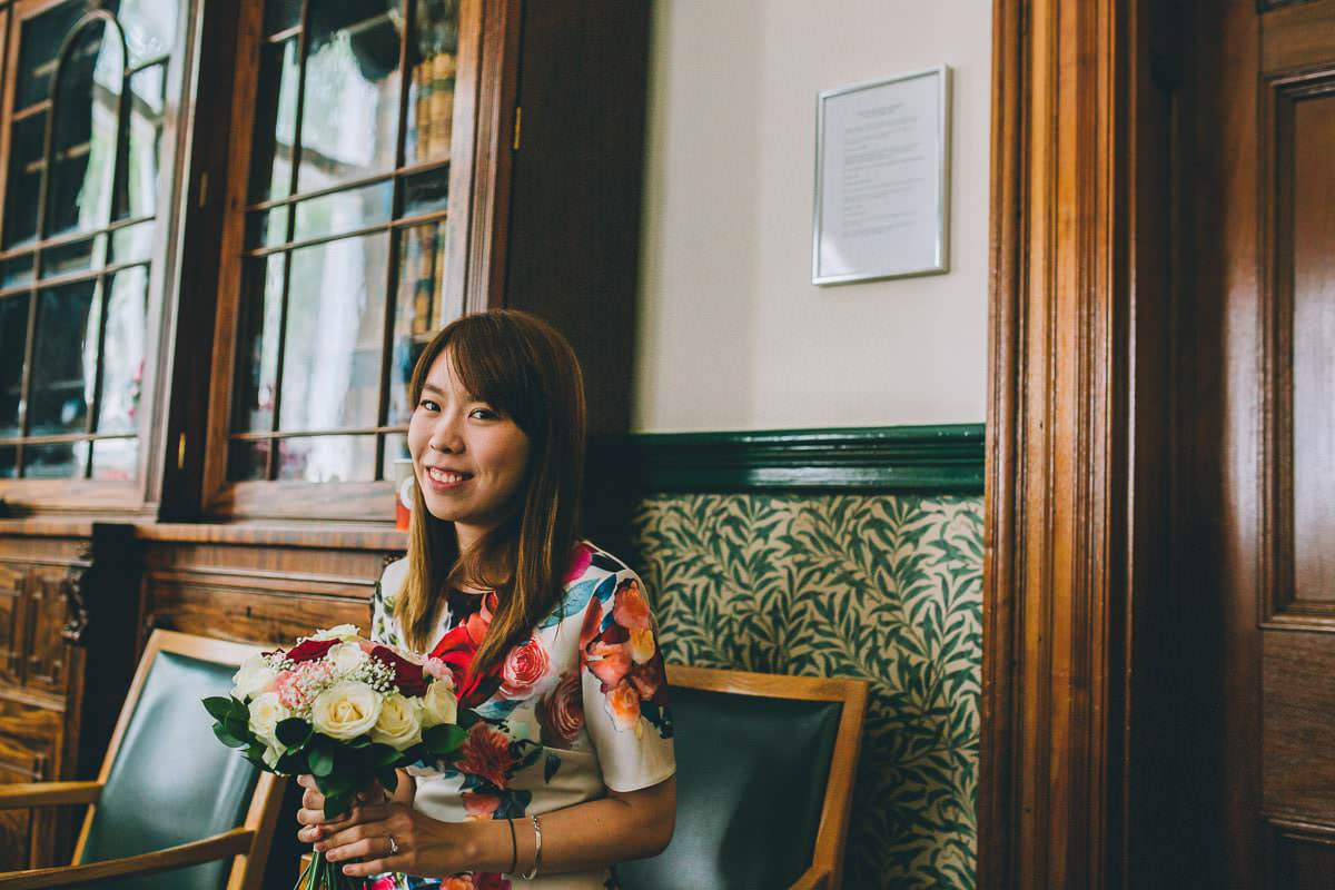 Croydon Register Office - London wedding photographer 10