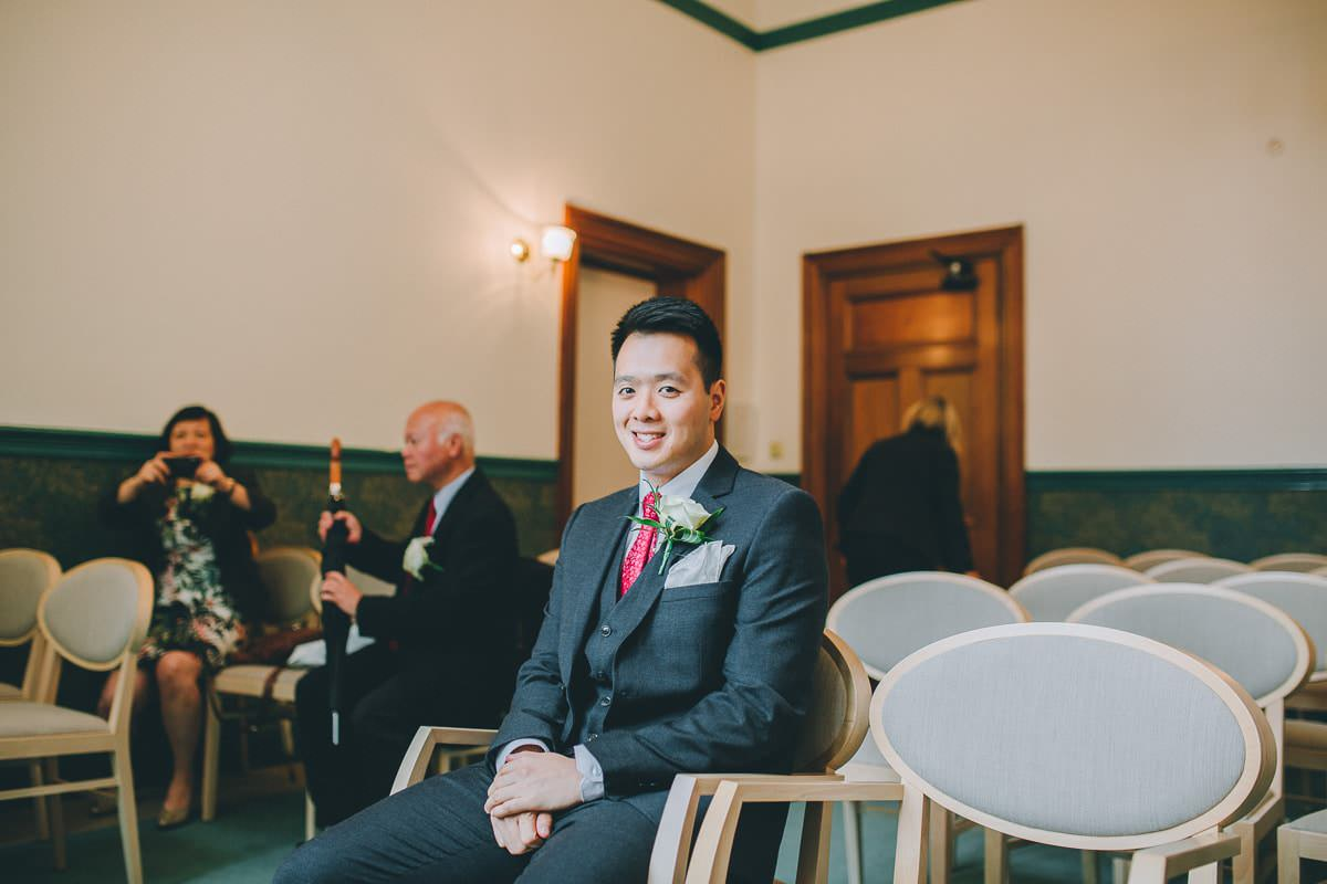 Croydon Register Office - London wedding photographer 11
