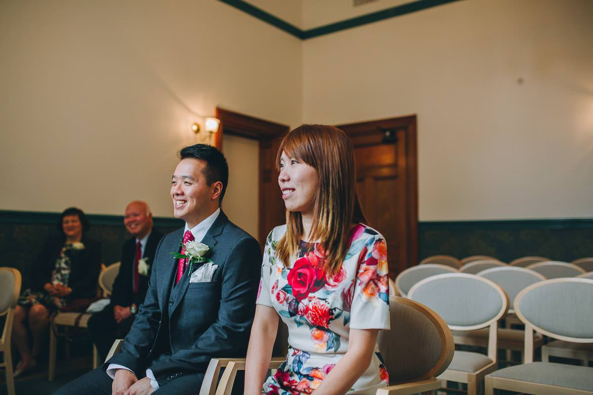 Croydon Register Office - London wedding photographer 17