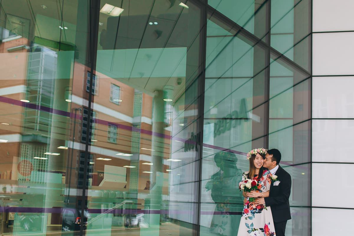 Croydon Register Office - London wedding photographer 31