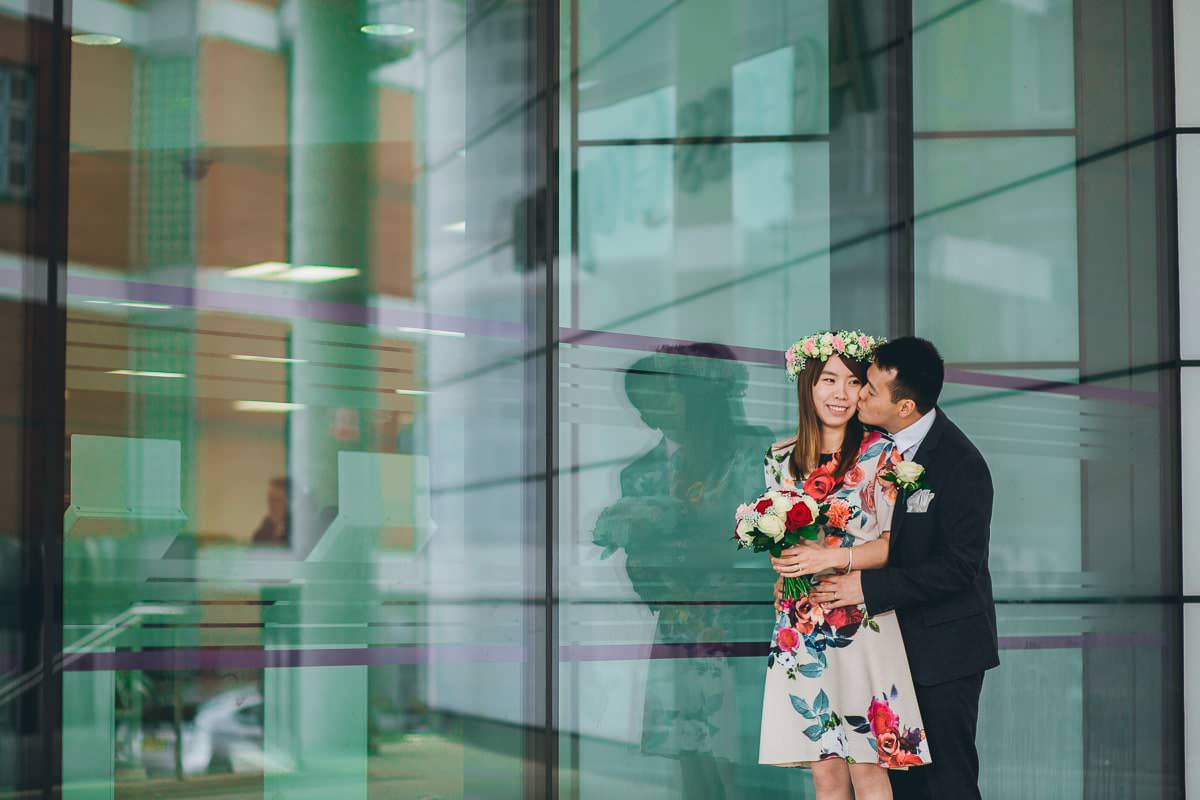 Croydon Register Office - London wedding photographer 32
