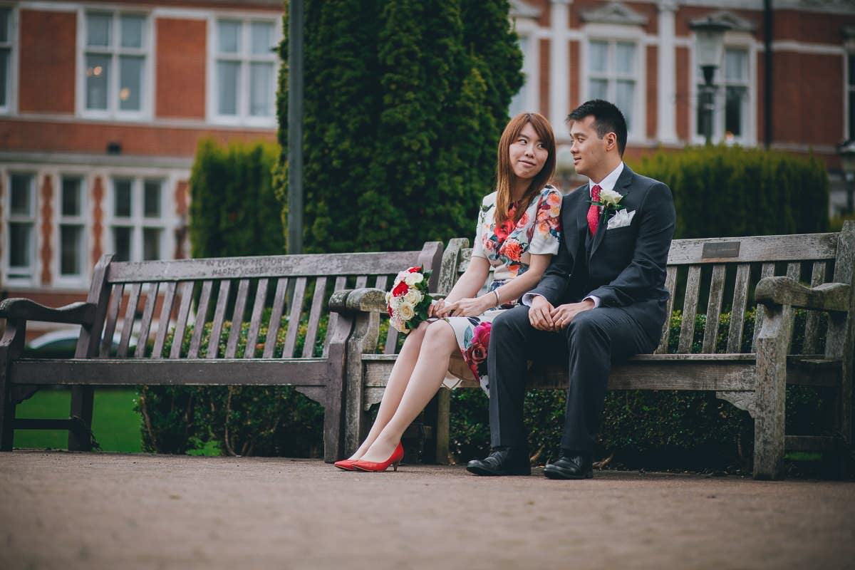 Croydon Register Office - London wedding photographer 36
