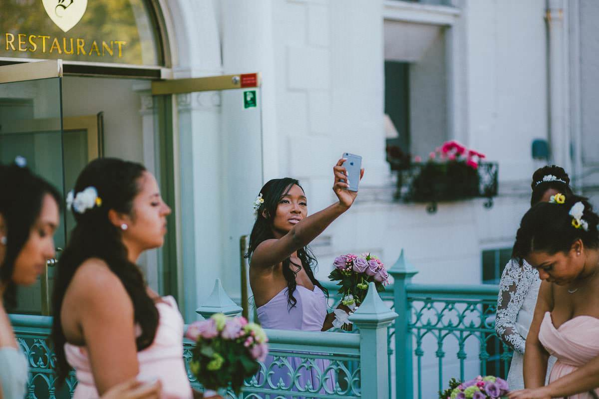 Eltham College - London wedding photographer 20