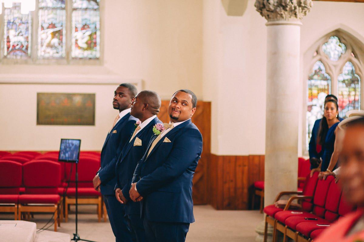Eltham College - London wedding photographer 25