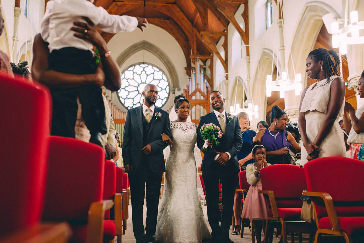 Eltham College - London wedding photographer 27