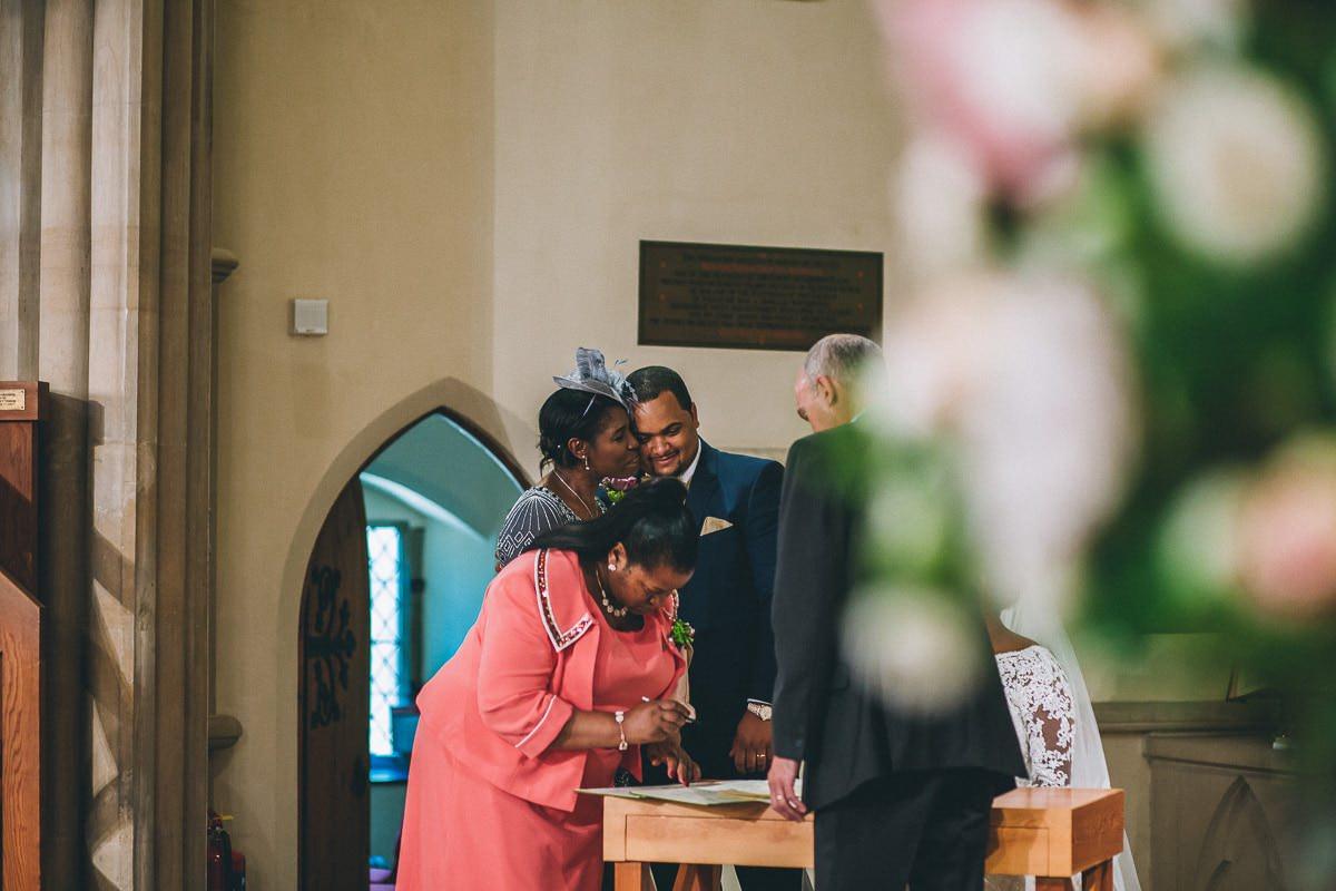 Eltham College - London wedding photographer 33