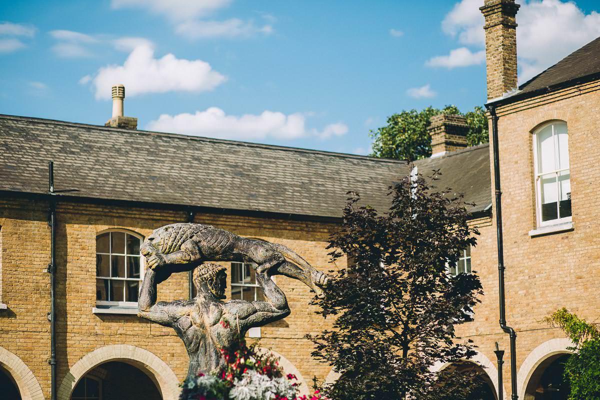 Eltham College - London wedding photographer 1