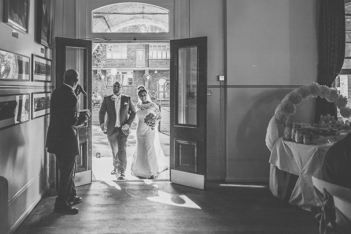 Eltham College - London wedding photographer 46