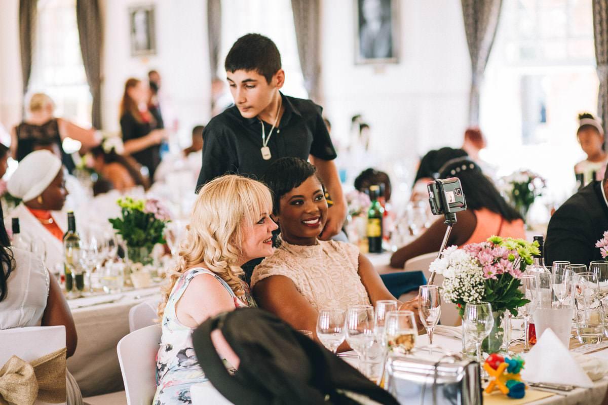 Eltham College - London wedding photographer 45