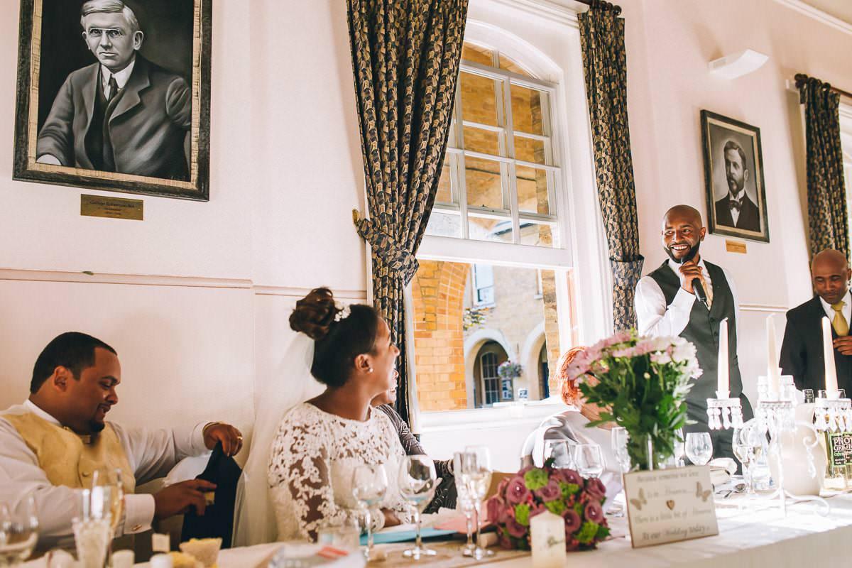 Eltham College - London wedding photographer 48