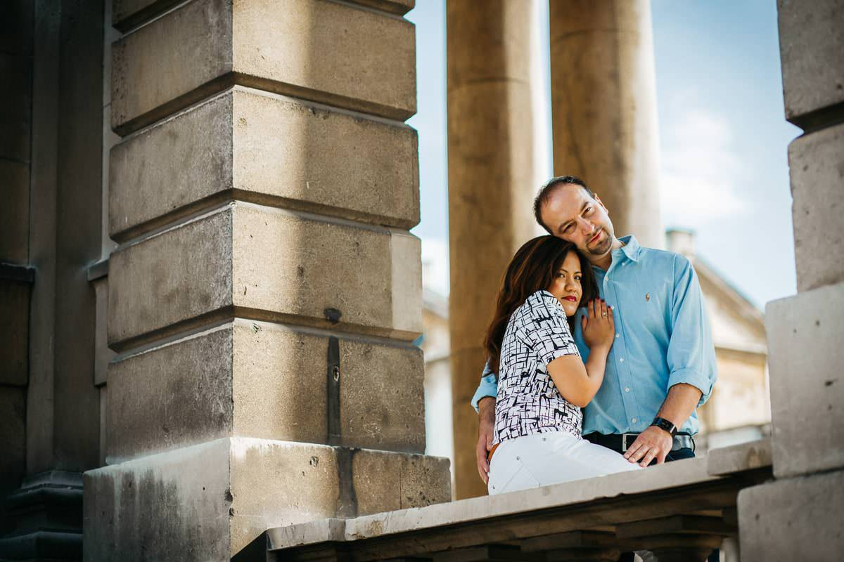 Holy and Maciej - Engagement shoot in Greenwich 18