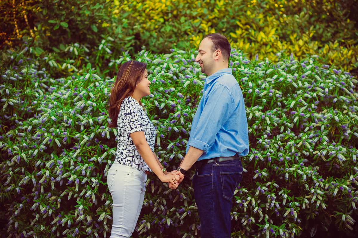 Holy and Maciej - Engagement shoot in Greenwich 28