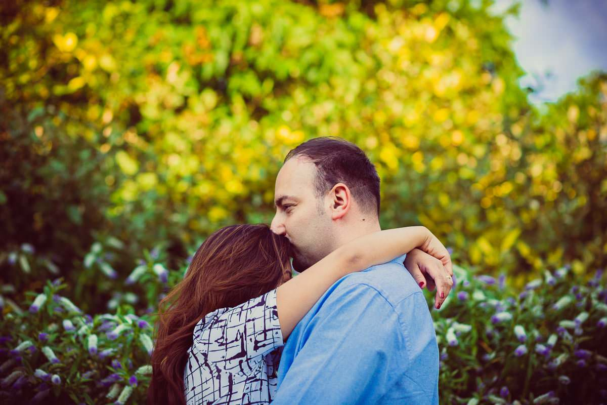 Holy and Maciej - Engagement shoot in Greenwich 30