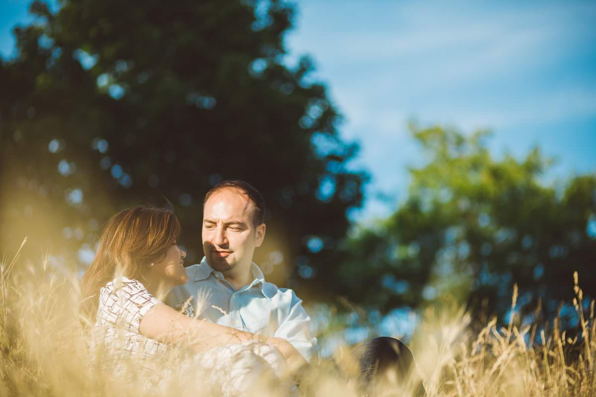 Holy and Maciej - Engagement shoot in Greenwich 33