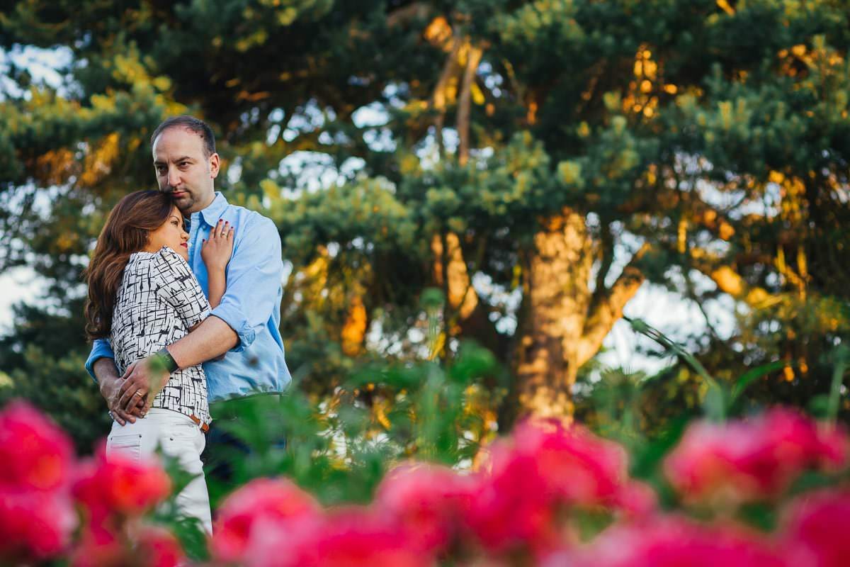 Holy and Maciej - Engagement shoot in Greenwich 38