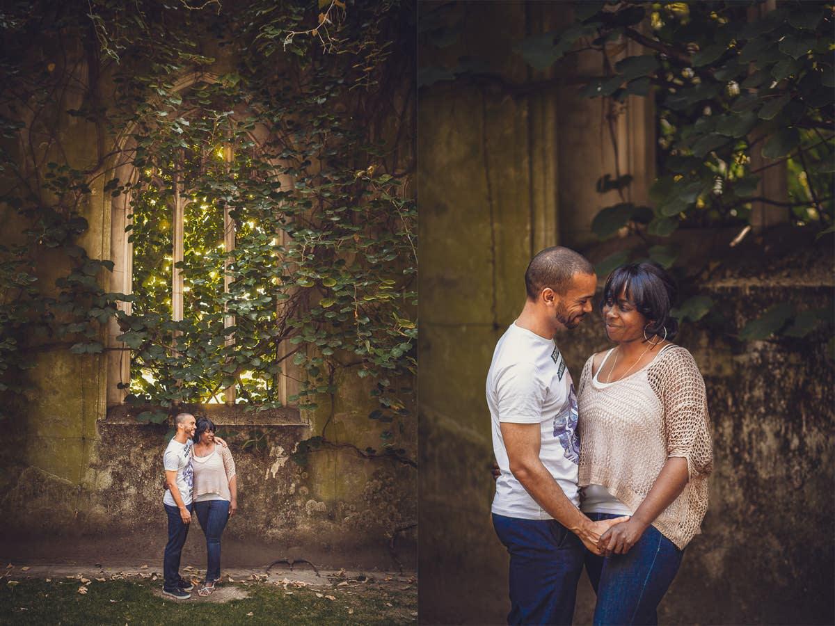 Joyce and Tim - Engagement shoot London 3