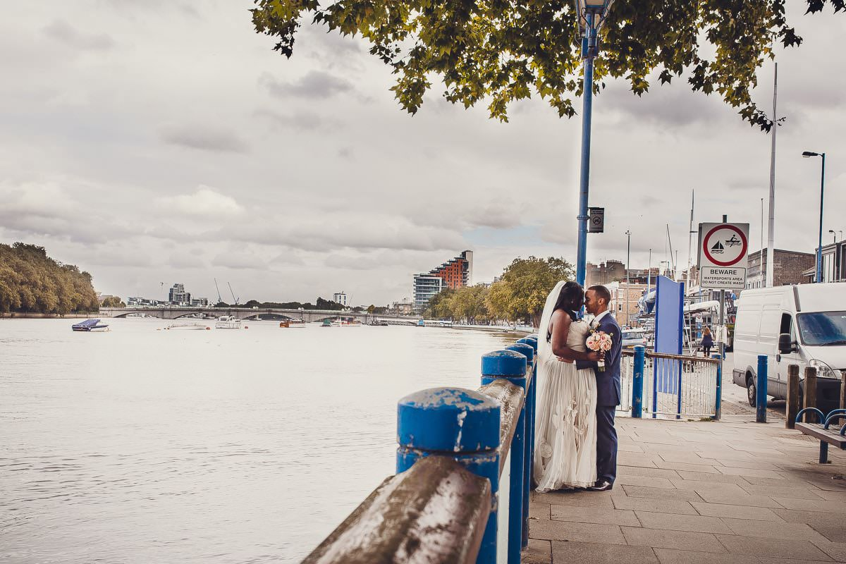 Thames Rowing Club - London wedding photographer 38