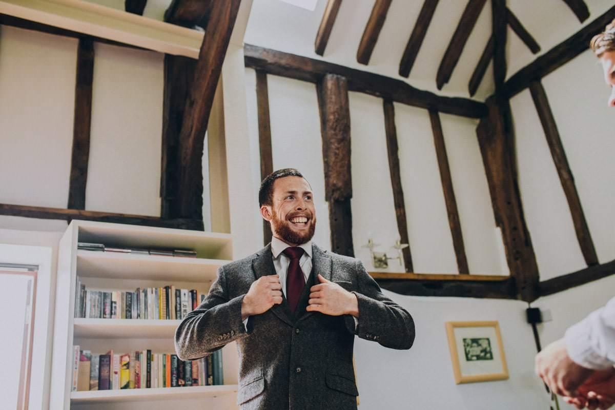 Green farm - Kent wedding photographer 16