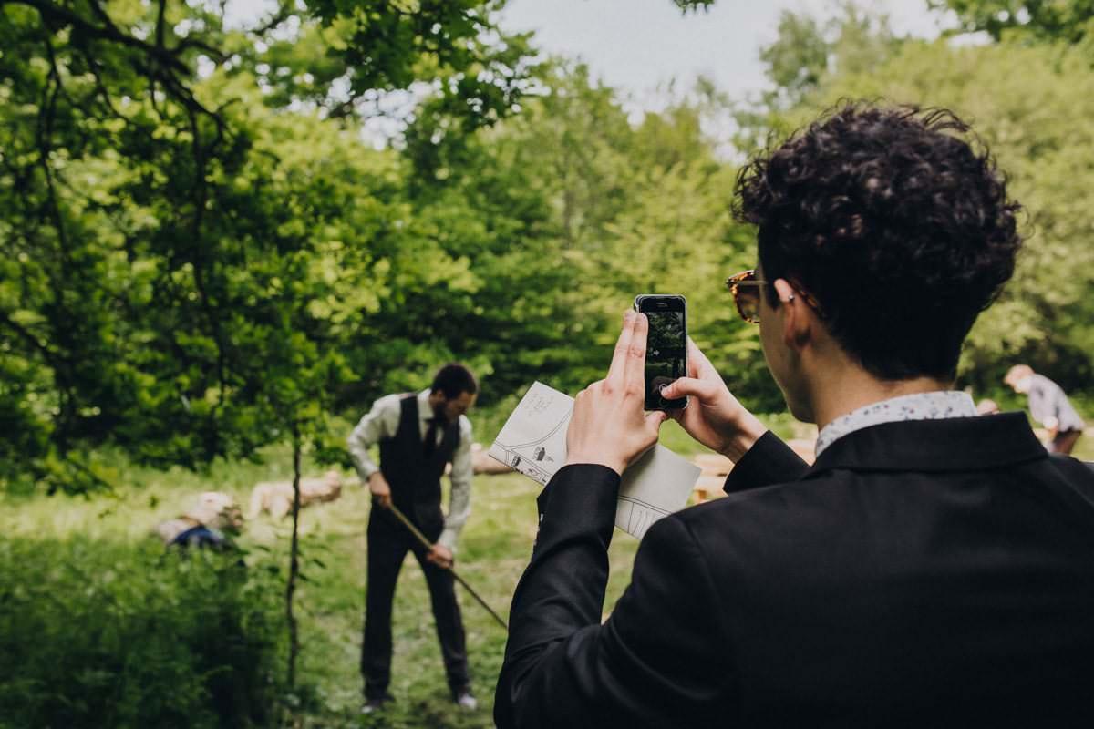 Green farm - Kent wedding photographer 21