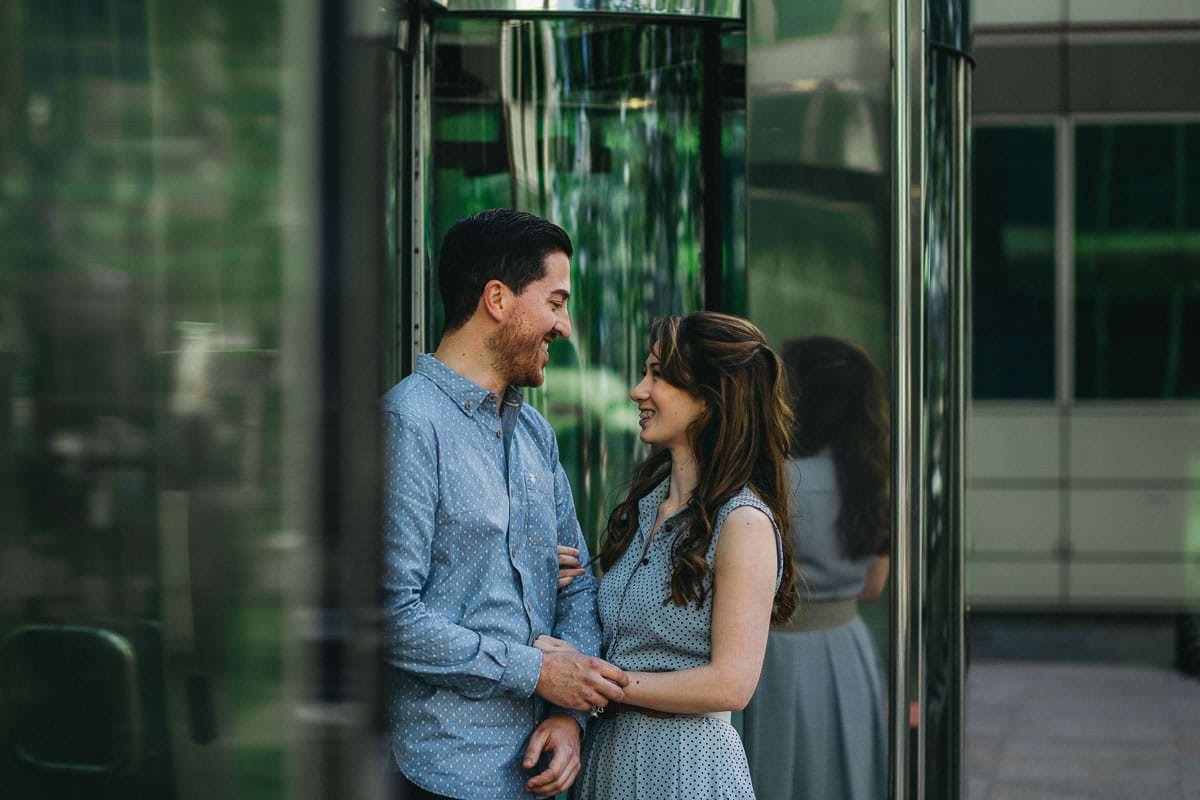 Hannah and Tom - engagement shoot London 2
