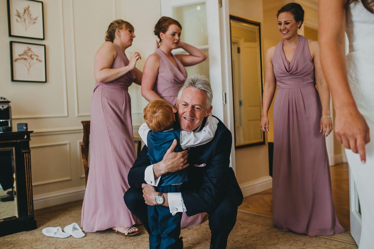 Four Seasons hotel - Hampshire wedding photographer 26