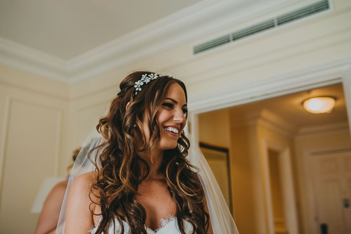 Four Seasons hotel - Hampshire wedding photographer 30
