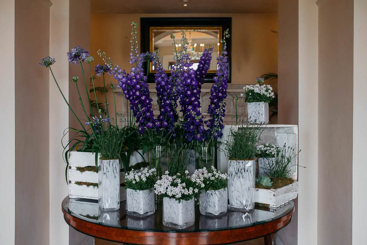 Four Seasons hotel - Hampshire wedding photographer 3