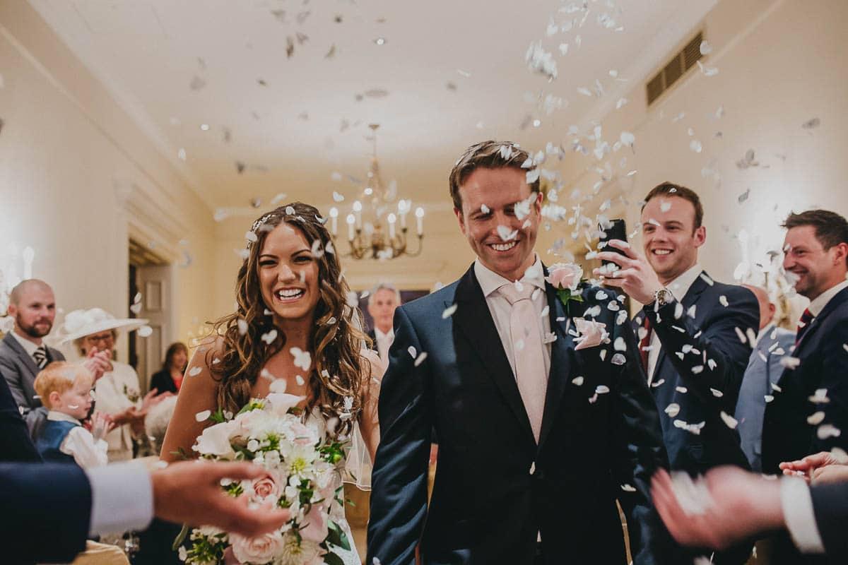 Four Seasons hotel - Hampshire wedding photographer 39