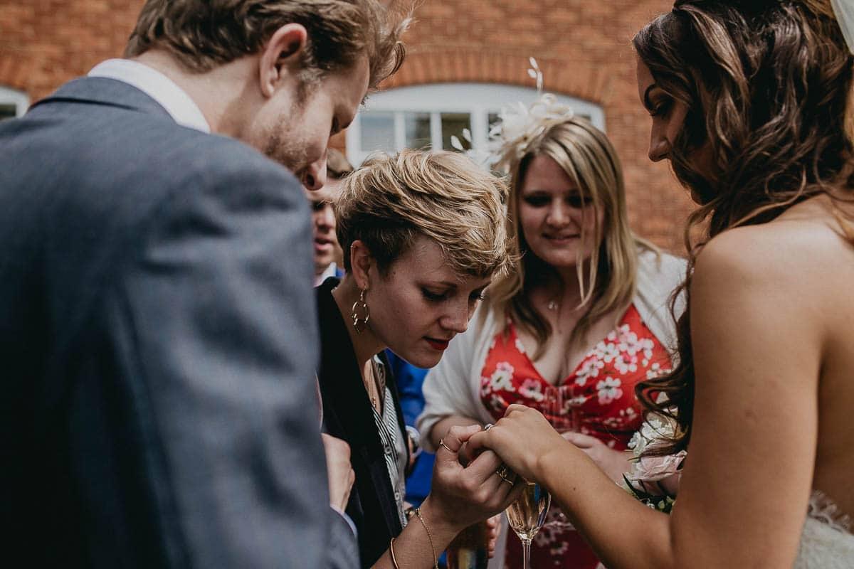 Four Seasons hotel - Hampshire wedding photographer 43