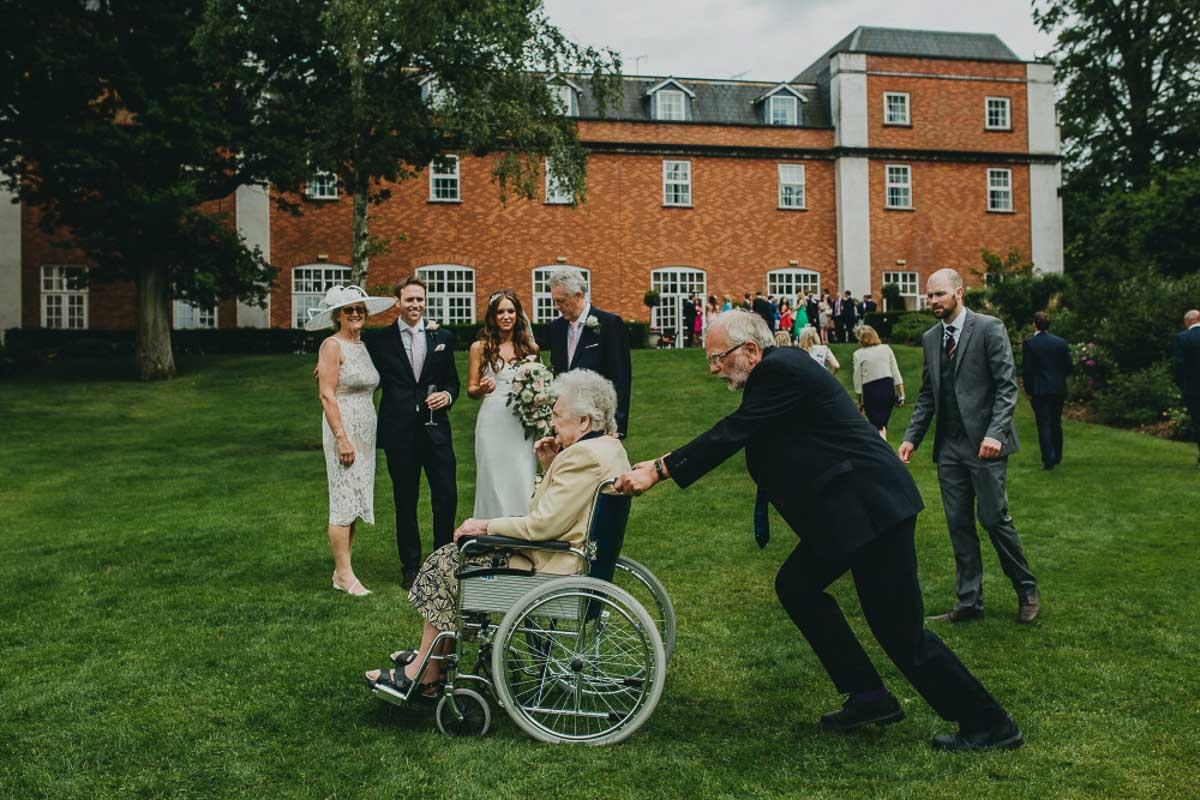 Four Seasons hotel - Hampshire wedding photographer 48