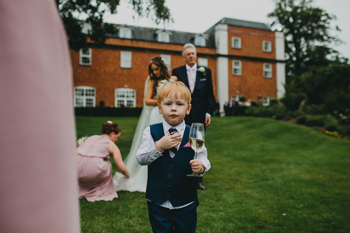 Four Seasons hotel - Hampshire wedding photographer 50