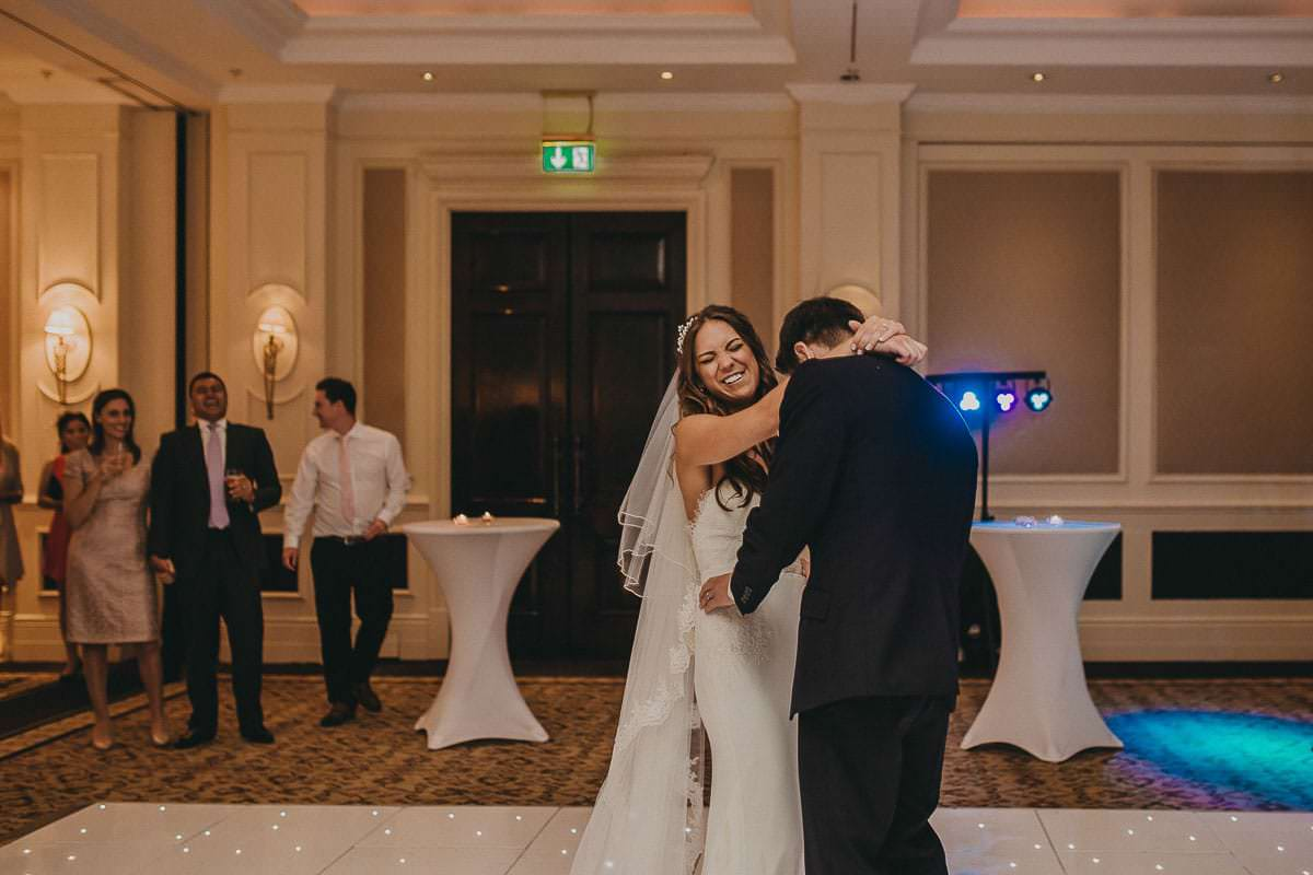 Four Seasons hotel - Hampshire wedding photographer 77