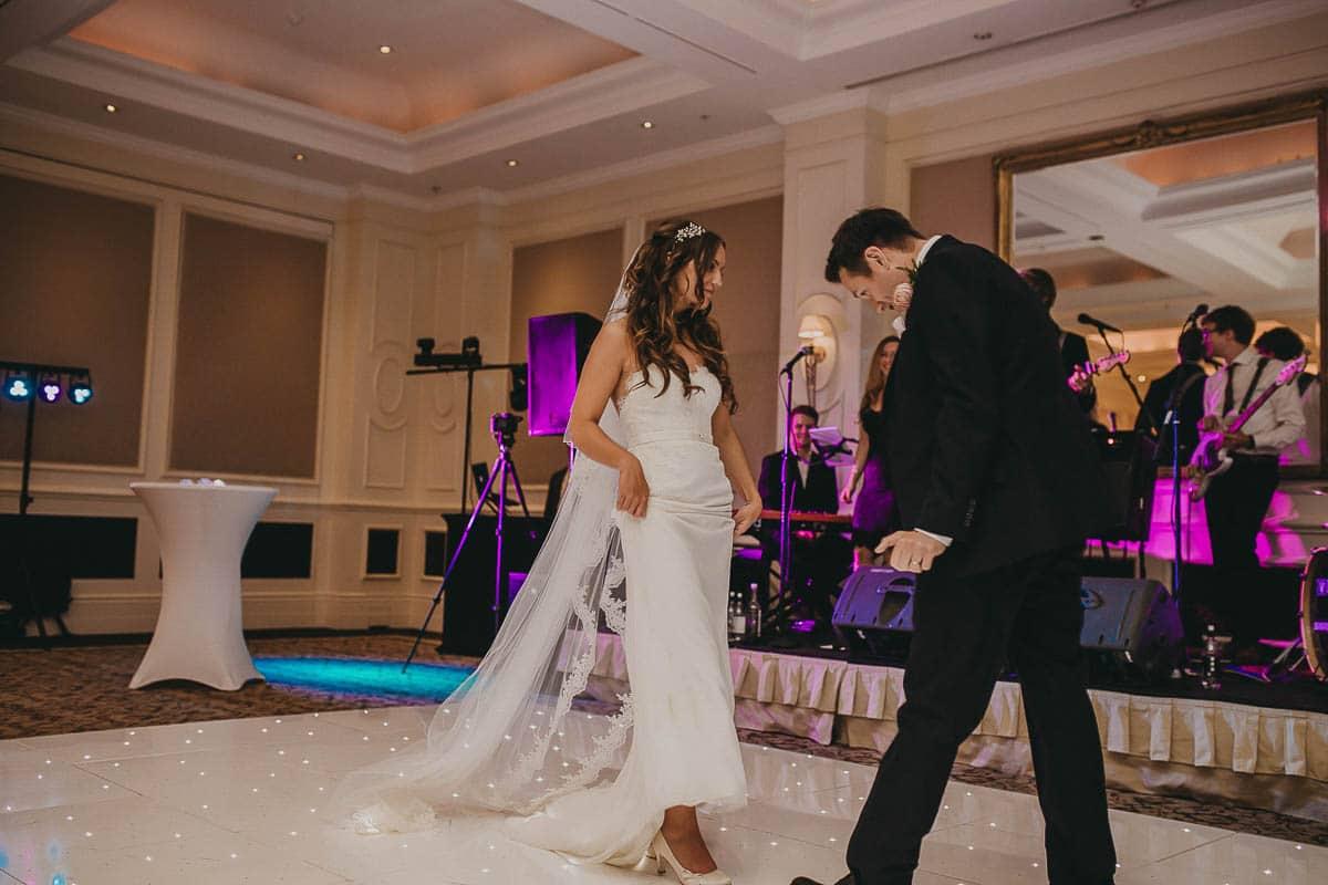 Four Seasons hotel - Hampshire wedding photographer 78