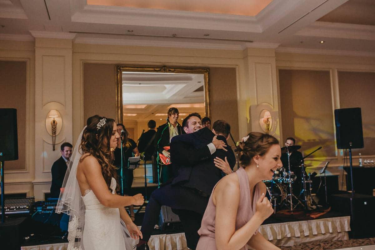 Four Seasons hotel - Hampshire wedding photographer 80