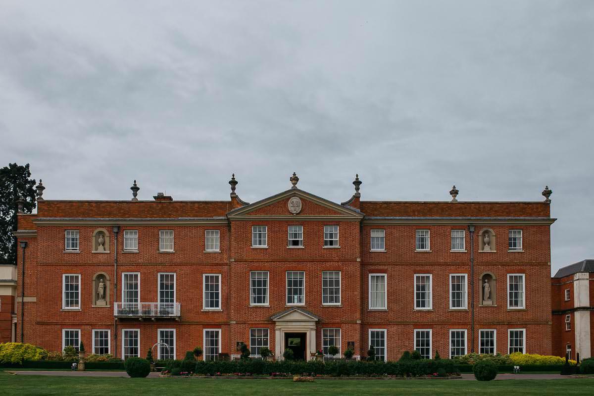Four Seasons hotel - Hampshire wedding photographer 1