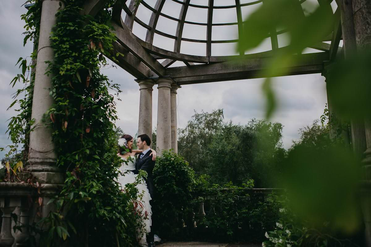 Sandra and Daniel - Wedding photoshoot London 7