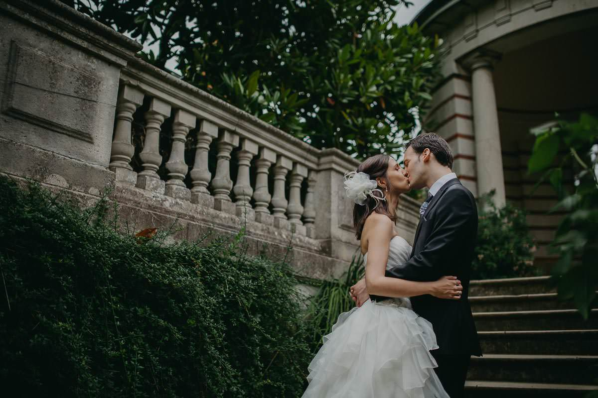 Sandra and Daniel - Wedding photoshoot London 16