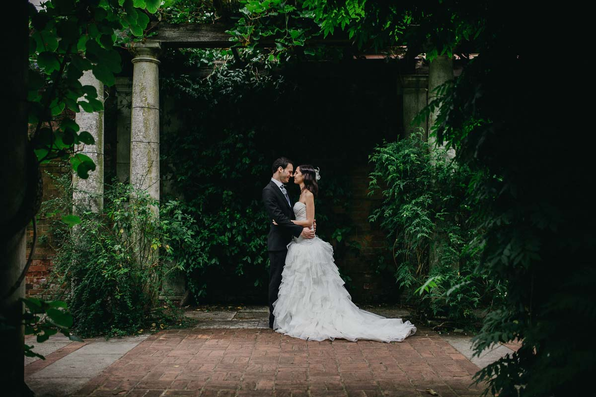 Sandra and Daniel - Wedding photoshoot London 18