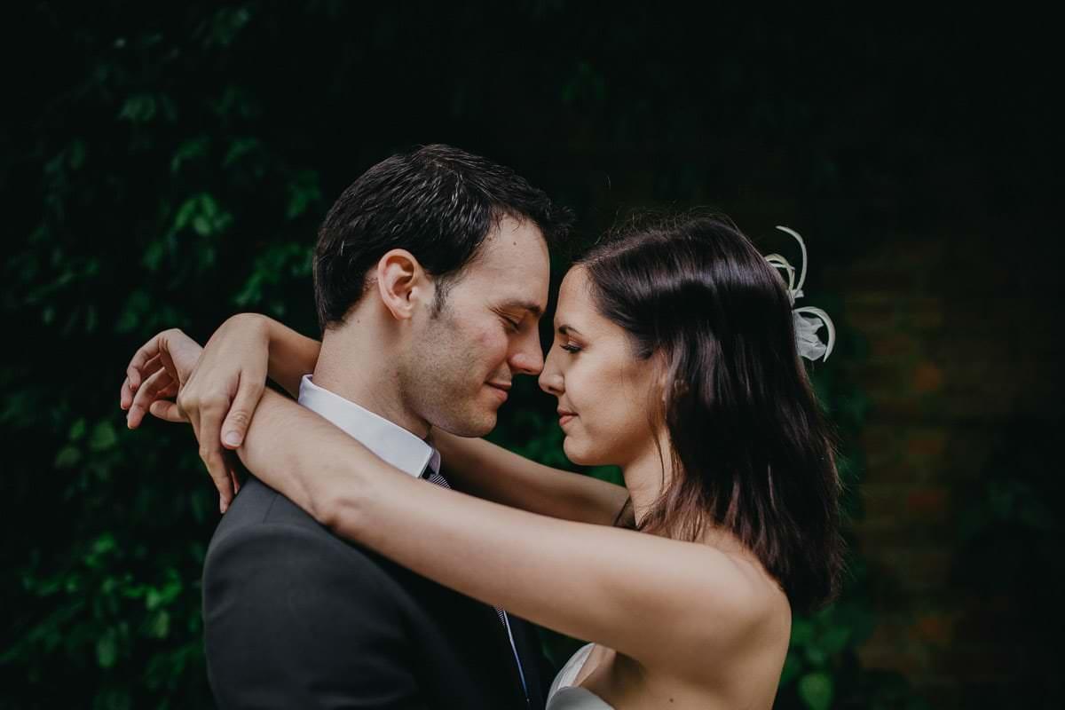 Sandra and Daniel - Wedding photoshoot London 17