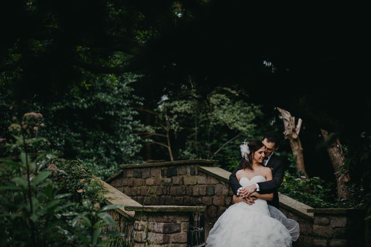 Sandra and Daniel - Wedding photoshoot London 31