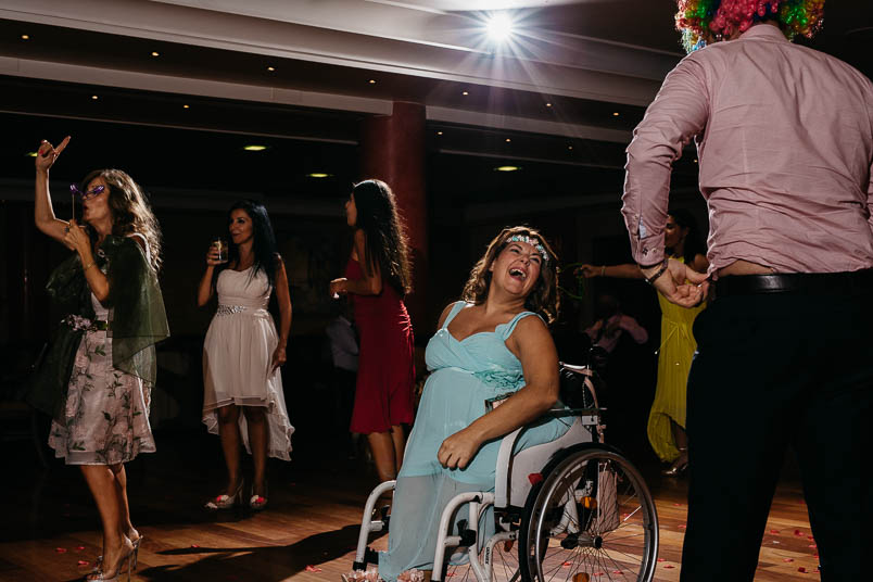 Sercotel Hotel Guadiana - Destination wedding photographer London 77