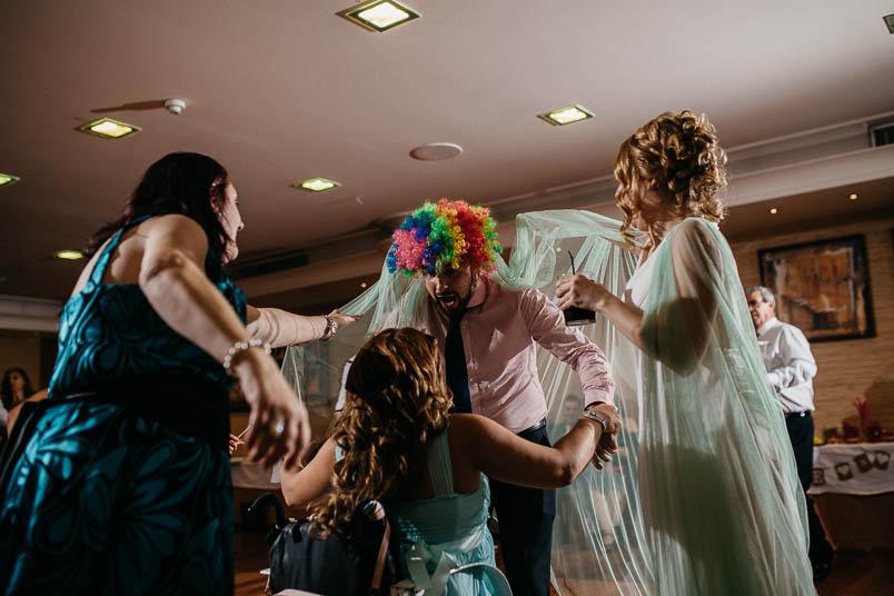 Sercotel Hotel Guadiana - Destination wedding photographer London 79