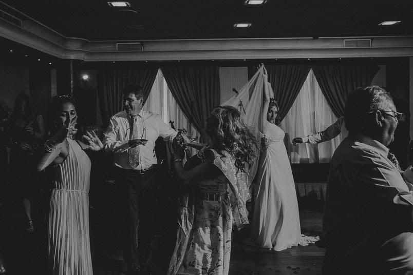 Sercotel Hotel Guadiana - Destination wedding photographer London 82
